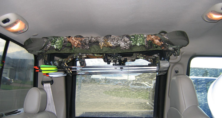 truck cab bow rack